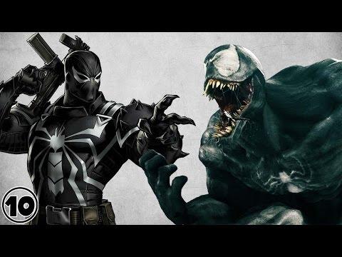 Top 10 Venom Shocking Facts