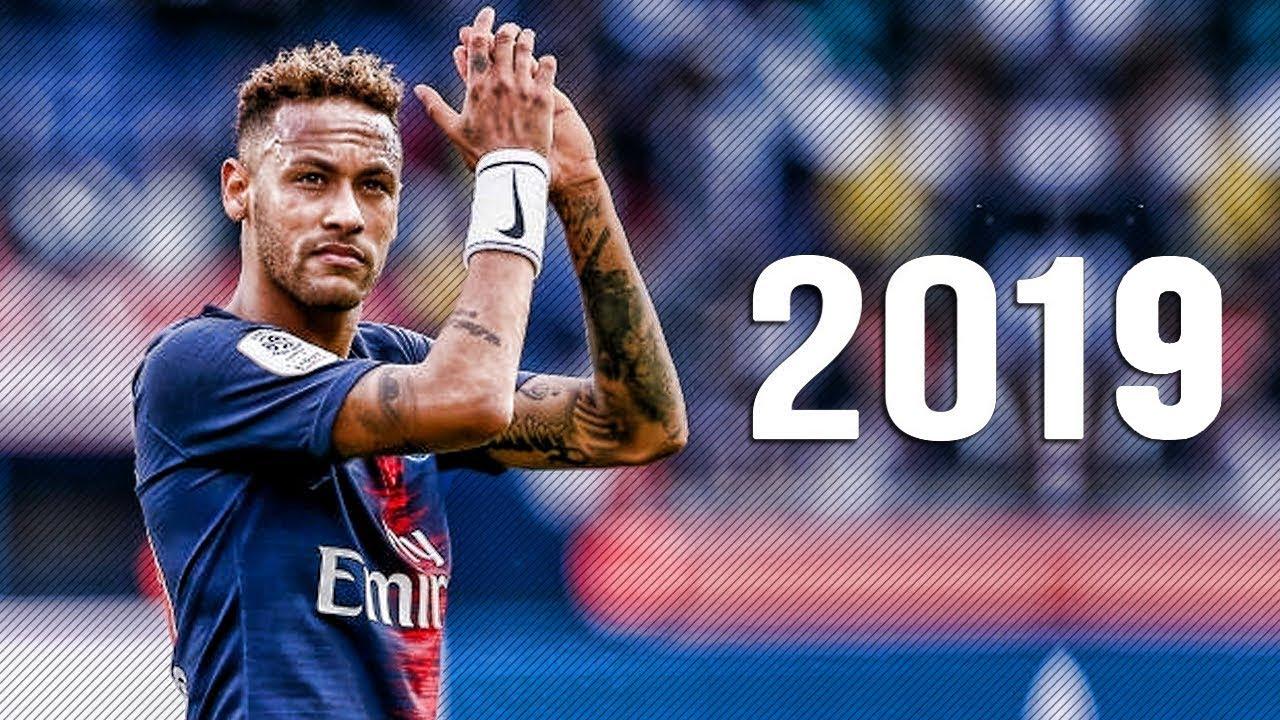Neymar Jr On & On Skills & Goals 2018-2019