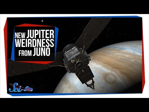 New Jupiter Weirdness From Juno