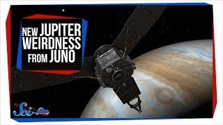 New Jupiter Weirdness From Juno