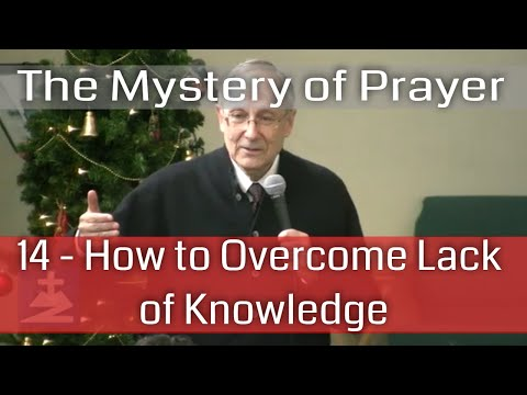 How to Overcome Lack of Knowledge