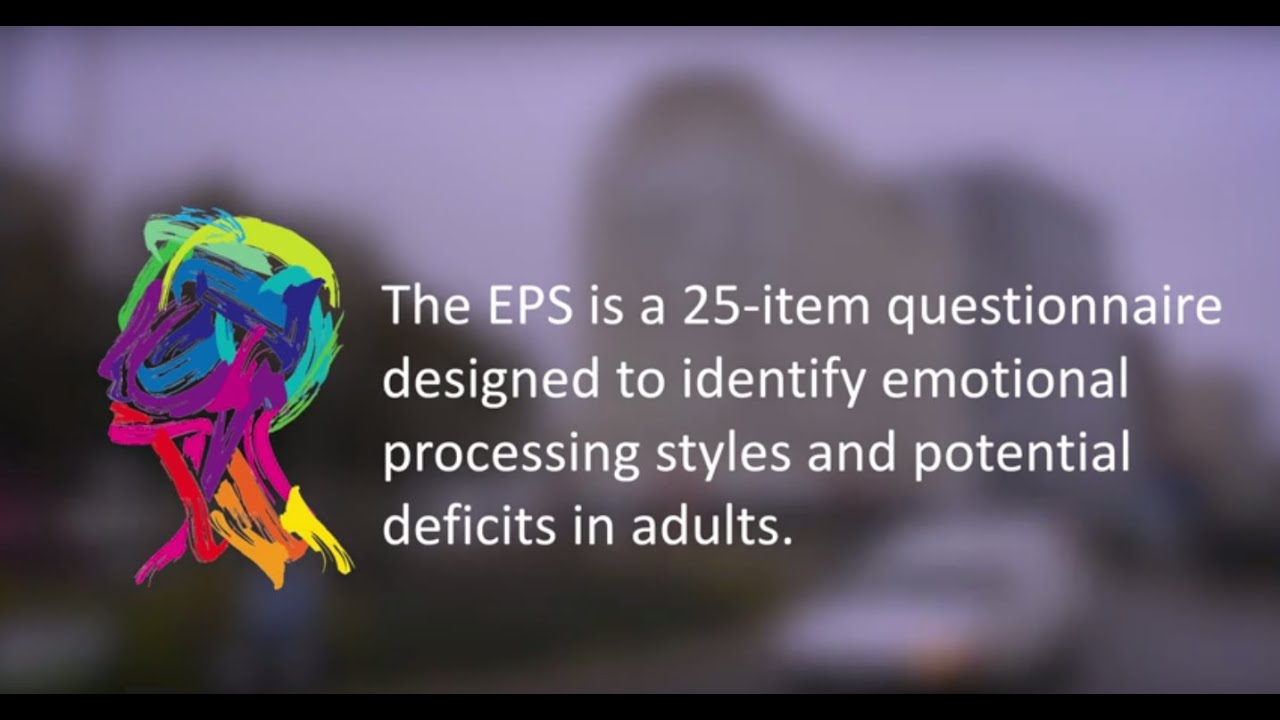 EPS - Emotional Processing Scale – Hogrefe - Online testing