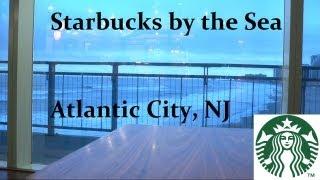 Best Starbucks Ever!  (atlantic city boardwalk)