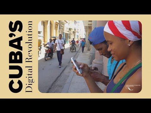 Cuba's Digital Revolution