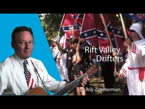 """Rift Valley Drifters"" by Roy Zimmerman"