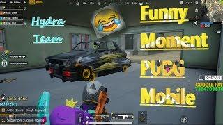 Pubg mobile funny moment. LOL
