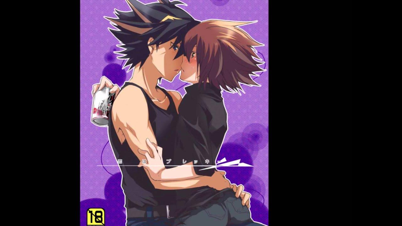 Yami Yugi Love Story