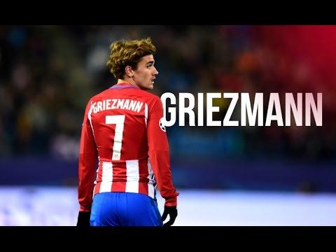Antoine Griezmann ● Magical Skills & Goals ● 2017   HD