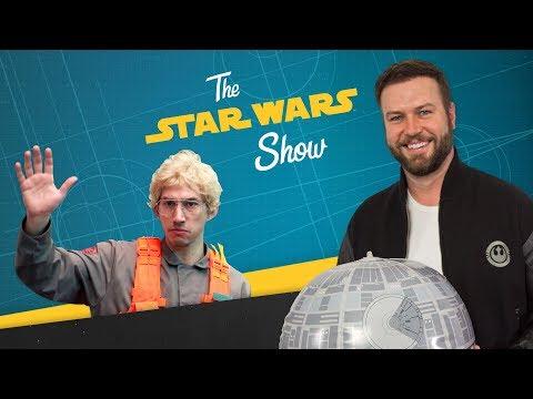 Download Youtube: Taran Killam Talks Matt the Radar Technician, We Check Out Fan-Made Droids, and More!