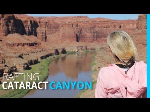 RAFTING CATARACT CANYON IN MOAB, UT (KYD EP 107)