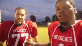 Bearcats vs  Militia Interviews