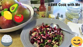 ASMR - Cook with Me - Quick, Healthy and Delicious Recipe - Vegetarian - No Talking