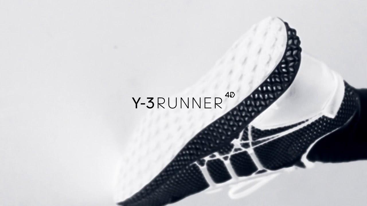 get cheap 83796 05500 Y-3 러너 4D 발매(adidas Y-3 Runner 4D)
