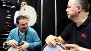 Emin Percussion Musik Messe 2014 Part 3