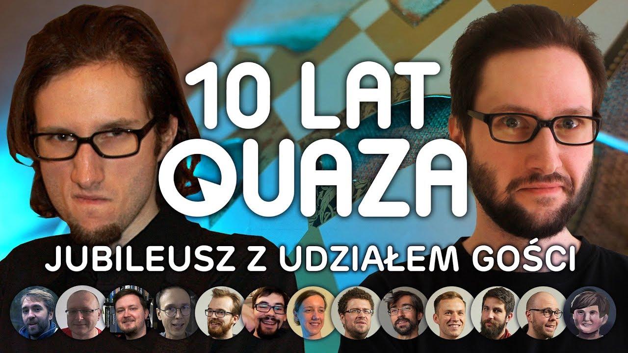 10 LAT QUAZA – jubileusz z udziałem gości