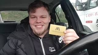 McDonalds erfüllt mir meinen TRAUM!