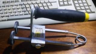 """Инструмент для гипсокартона stanley """"рейсмус-drywall Stripper"""""""