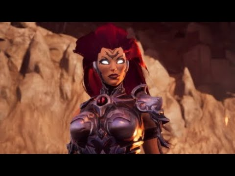 DARKSIDERS 3-is no joke yet very enjoyable |