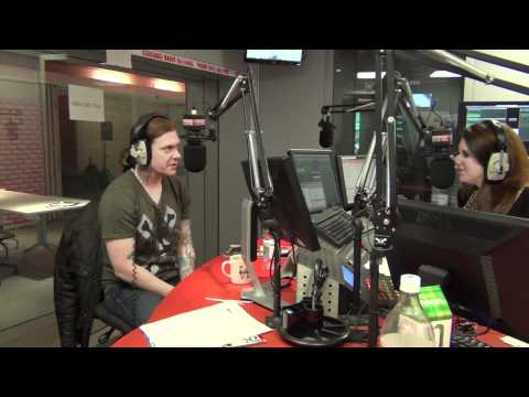 Kerrang! Radio: Danielle Perry Interviews Brent Smith from Shinedown