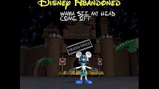Roblox Creepypasta's - Disney Abandoned (NARRATED!)