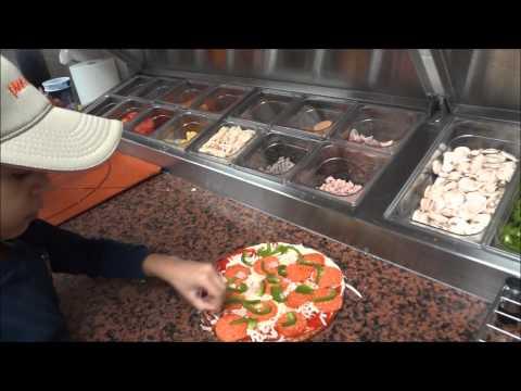 Marco - Pizza Pizza ( Pizza Maker Montreal )