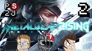 Metal Gear Rising: Revengance EP 2 - Codename: Dumpster
