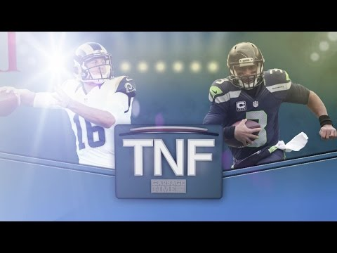 Rams vs. Seahawks: Thursday Night Football Promo