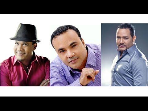 Hector Acosta El Torito, Frank Reyes y Zacarias Ferreiras BACHATAS MIX 2017