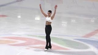 179 14 Софья Самодурова Sofia Samodurova Ice Star 2020 Minsk Senior Ladies FS 01 11 2020