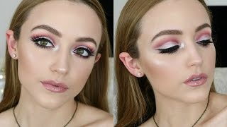 EASY Cut Crease Makeup Tutorial by : KathleenLights