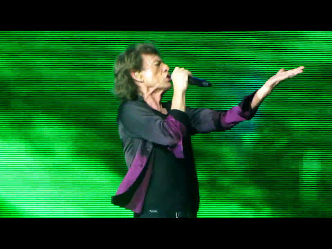 The Rolling Stones - Dancing with Mr. D (snippet live in Arnhem 2017)