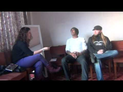 Metal Temple Interviews... Soil and (hed) PE!