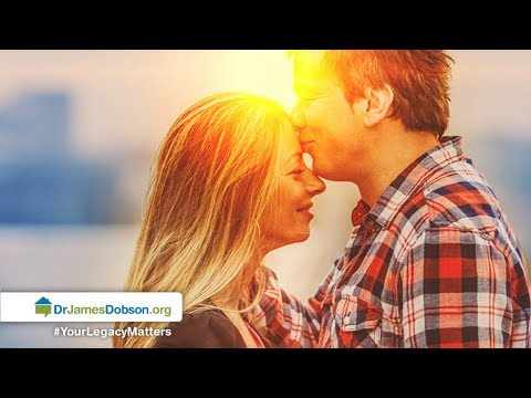 Experiencing A Fulfilled Marriage - Part 1 With Dr. James Dobson's Family Talk | 4/17/2018