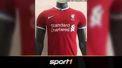 Fans sauer: Neues Liverpool-Trikot geleakt | SPORT1