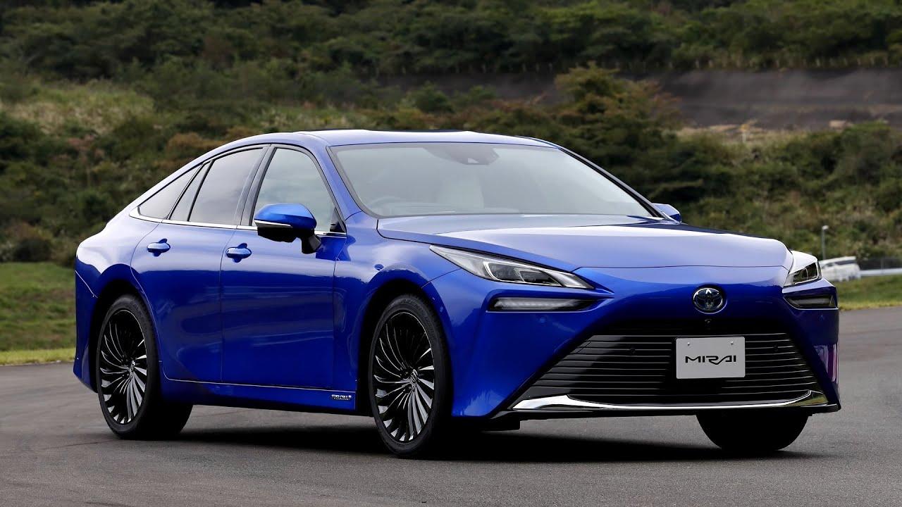 New Toyota Mirai 2021 First Look Exterior Interior Youtube