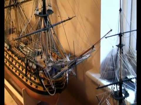 Our Planet Diaries - Model Ships