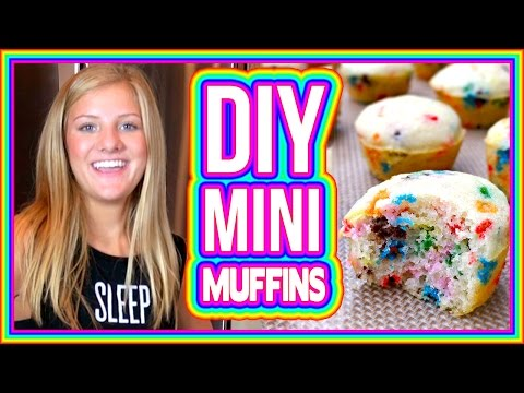 DIY Breakfast Cupcakes with Paige Hyland!