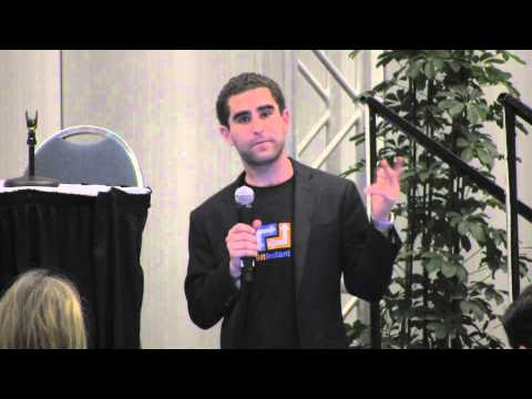 Bitcoin 2013 conference - Charlie Shrem - Cash Deposits, Challenges and Ideas