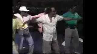 The Temptations rehearsal w/ Cholly Atkins - Lady Soul (1986)