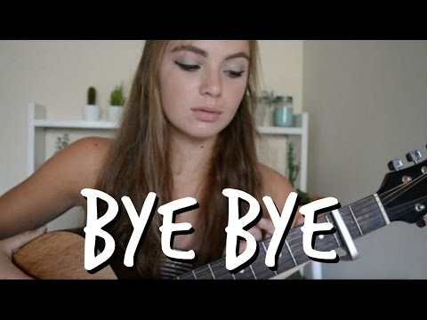 Bye Bye - Cro (MTV Unplugged Version) | Acoustic Cover by Susan H