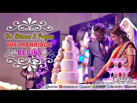 Indian Doctor// Dr.Divann & Priyaa's Sensational Wedding Party!!!