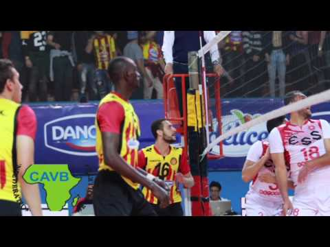 African Superstars  Djibril Adamou Esperance  Tunisia