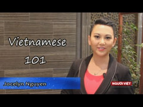 VIET 101: How To Say,
