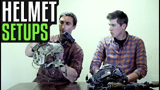 Helmet Overview by Garand Thumb and Lucas Botkin