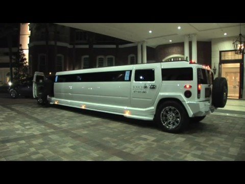 Thumbnail: Back to the Future Hummer Limo video tour