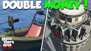 DOUBLE MONEY, NEW VEHICLE & DISCOUNTS | GTA Online Weekly Update
