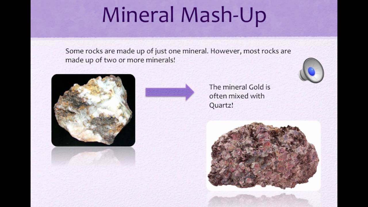 Workbooks rocks and minerals worksheets 3rd grade : Rocks and Minerals Mini Lesson + Activity - YouTube