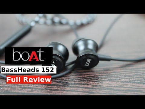 Boat Bassheads 152 review || Earphones under 500