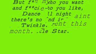 Lyrics for Nicki Minaj Starships (Edited Version)