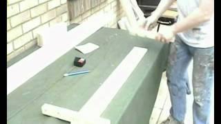 Garden Planter 3 - Cutting The Wood (part 2)